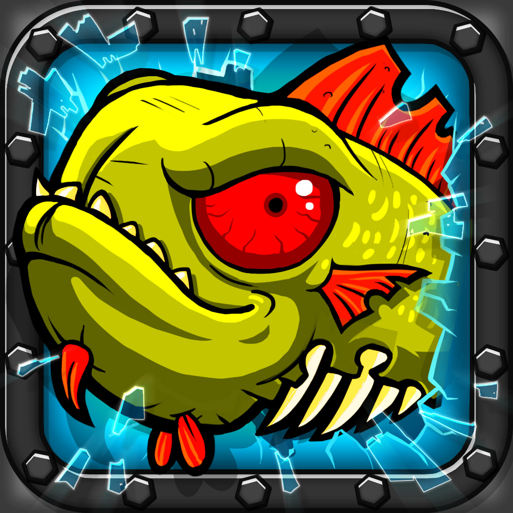 Zombie Fish Tank by Chillingo Ltd icon