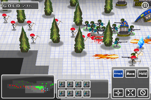 Doodle Wars2:Counter Strike Wars Lite Screenshot 4